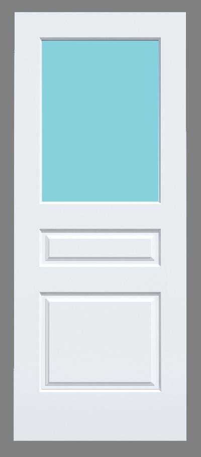 Modern Contemporary Style Mdf Door Ctl 7g Amc
