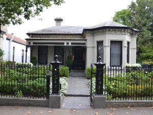Victorian House Doors